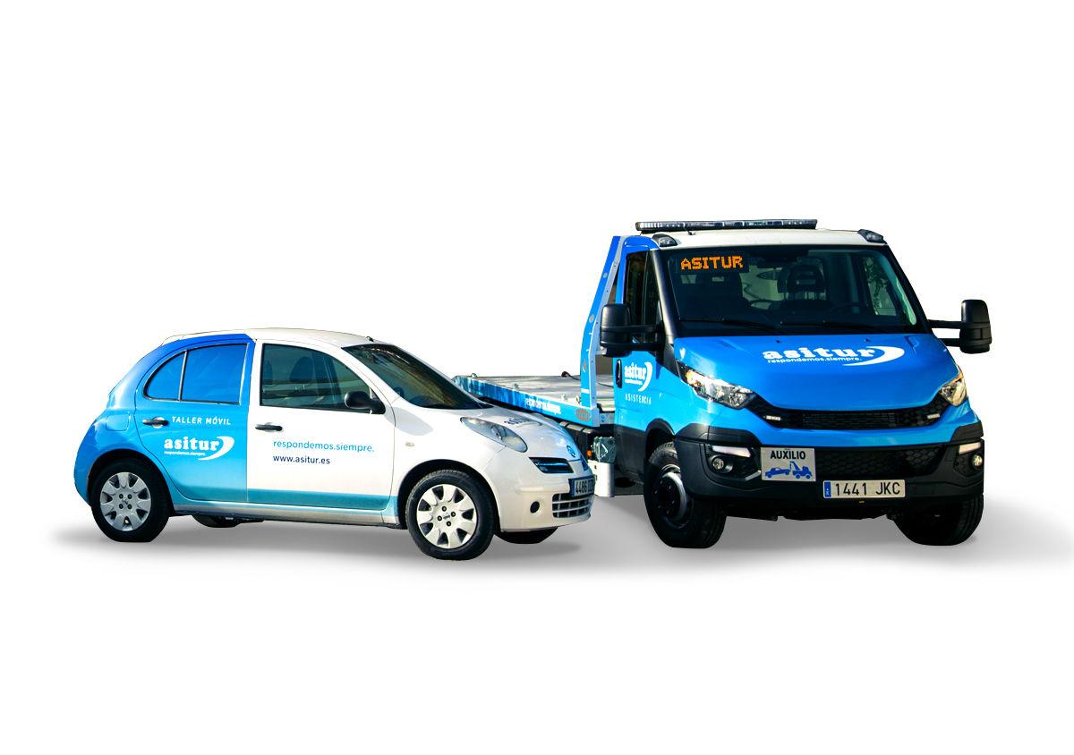 Asitur presta en noviembre su servicio 1.000.000 de asistencia en carretera con un nivel de rapidez extremo