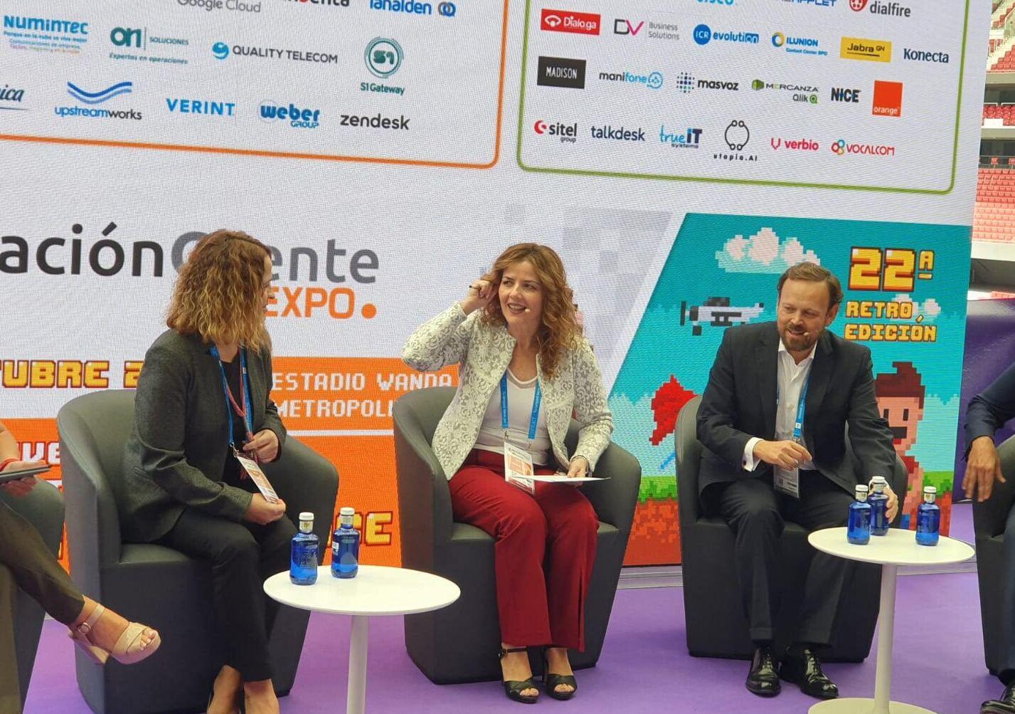 """La """"humanización de las máquinas"""" en Expo Relación Cliente 2019"""