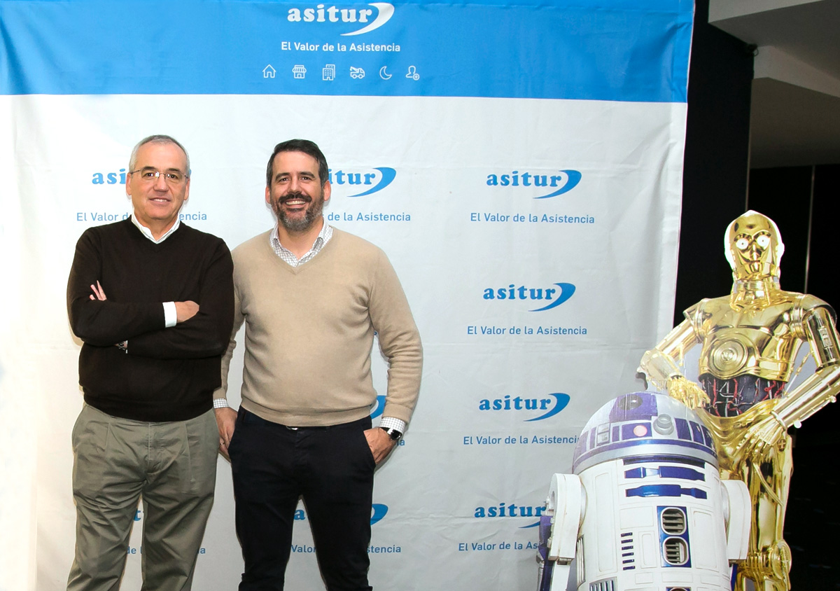 Asitur recibe la Navidad con el último episodio de la saga Star Wars