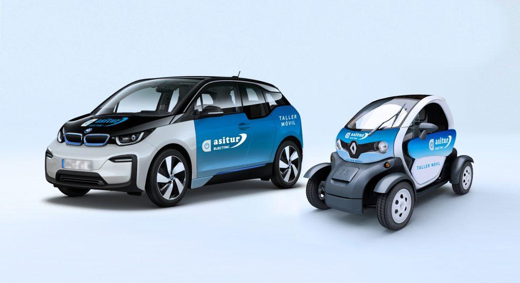 BMW ecológico